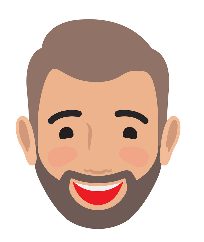 Happy Face clipart 1