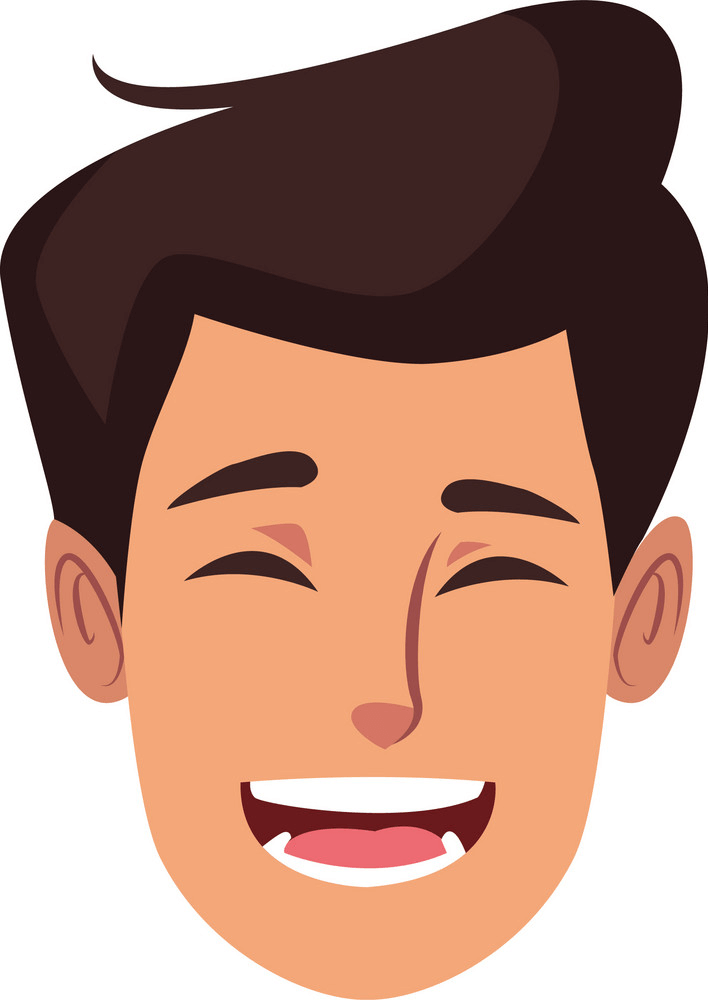 Happy Face clipart 4