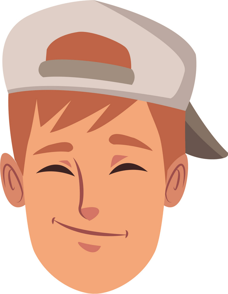 Happy Face clipart 5