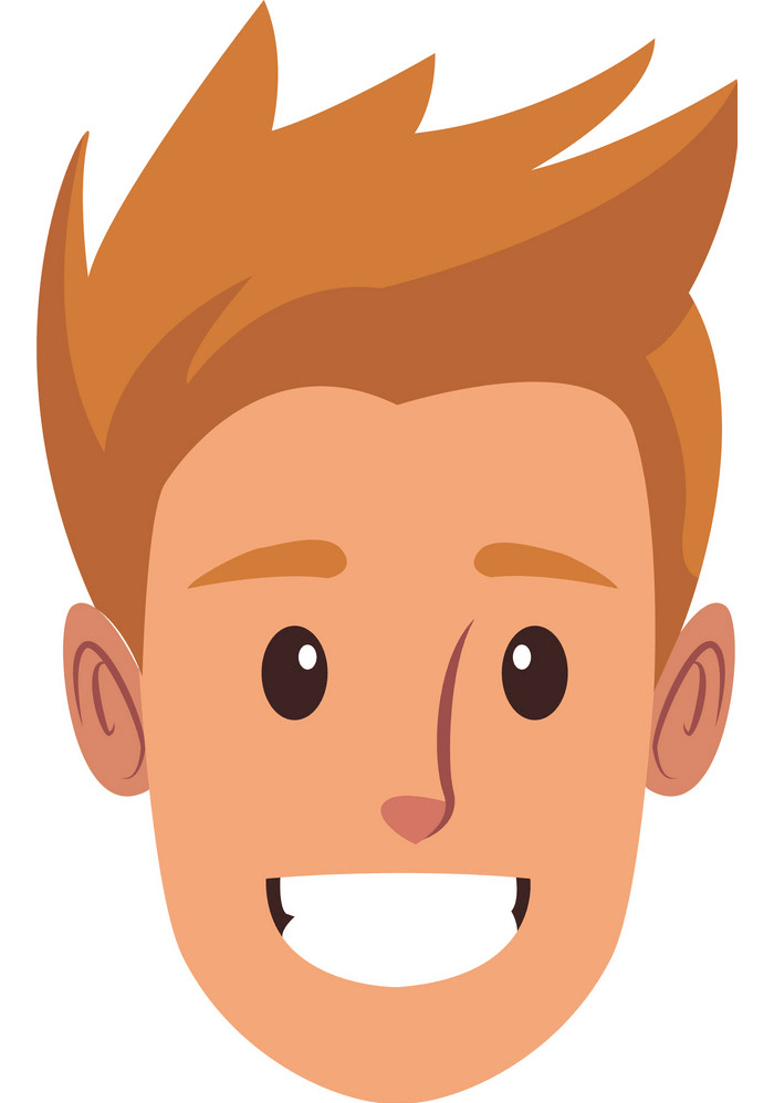 Happy Face clipart 6