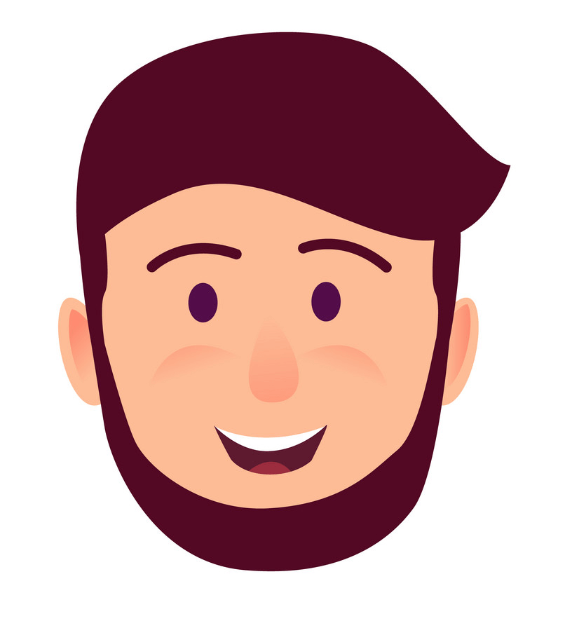 Happy Face clipart free