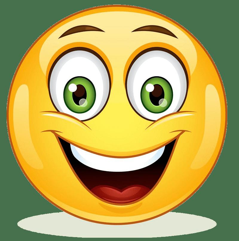 Happy Face clipart transparent 3