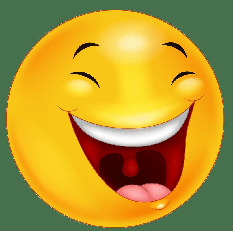 Happy Face clipart transparent 6