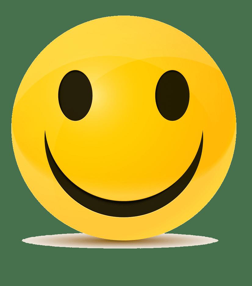 Happy Face clipart transparent 7