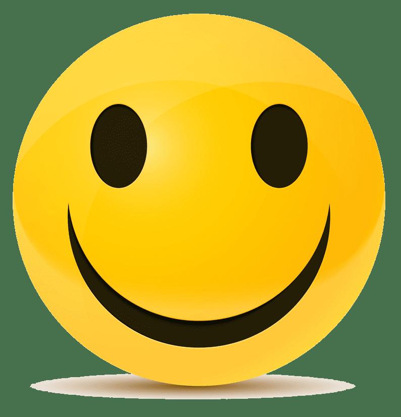Happy Face clipart transparent