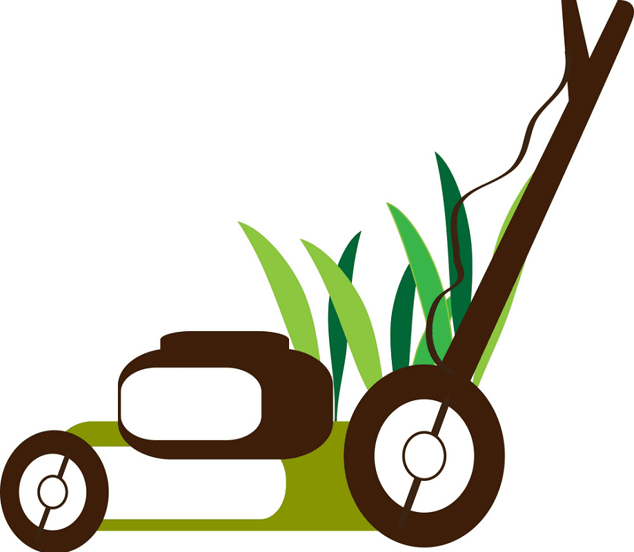 Icon Clipart Lawn Mower