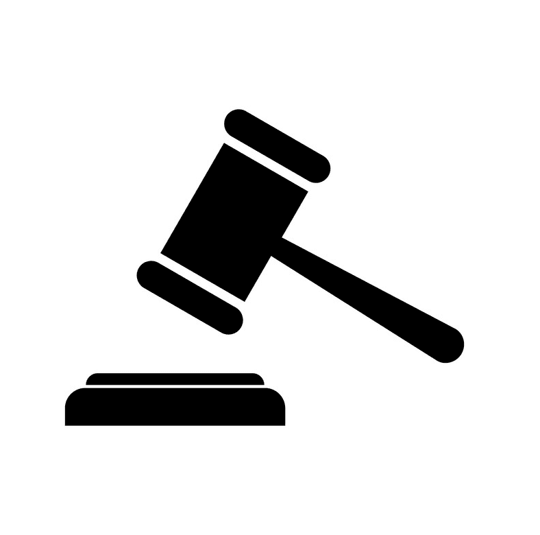 Icon Judge Gavel clipart png