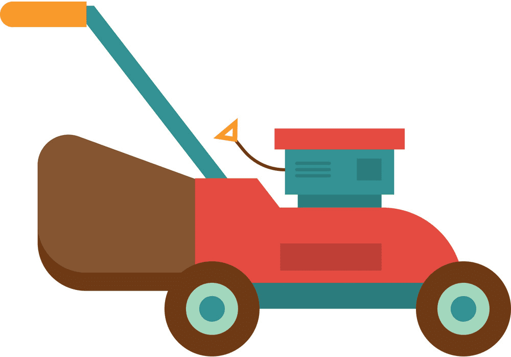 Icon Lawn Mower clipart free