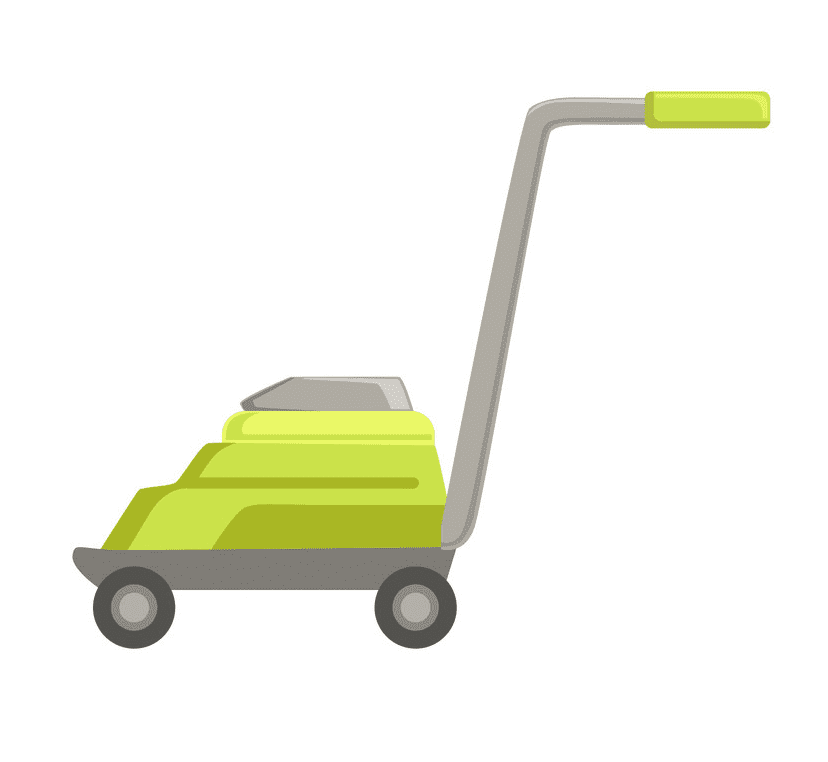 Icon Lawn Mower clipart