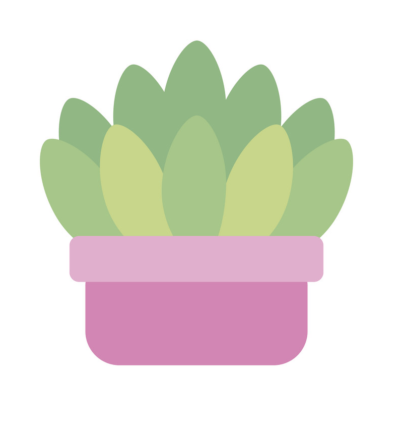 Icon Succulent clipart