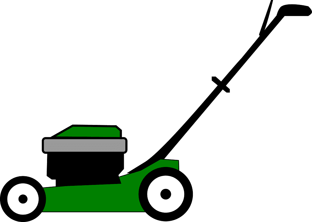 Lawn Mower clipart free