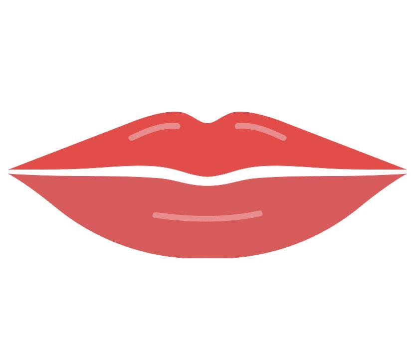 Lips clipart 1