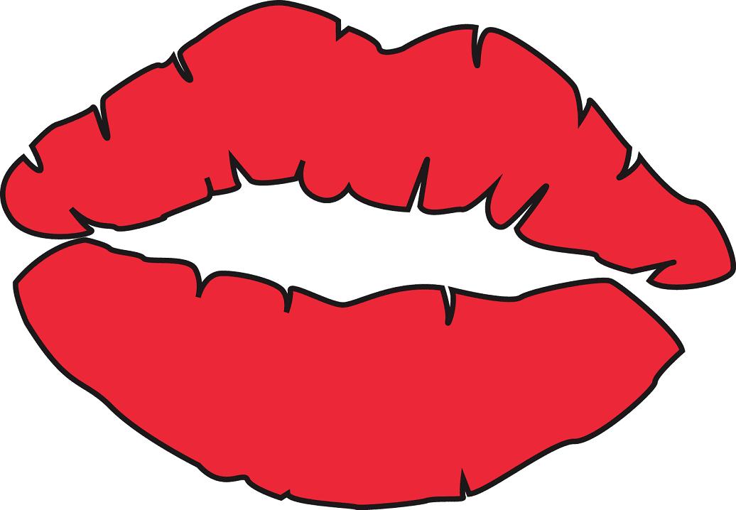 Lips clipart 3