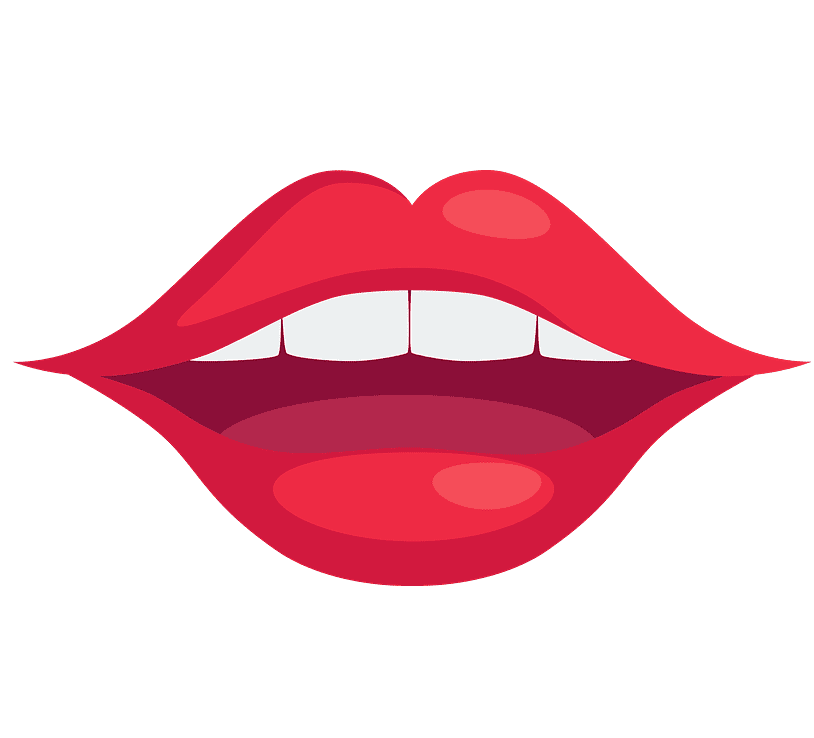 Lips clipart free