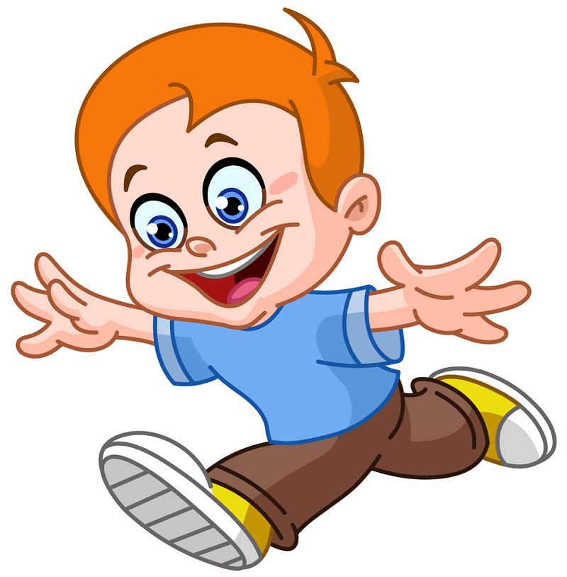 Little Boy clipart free