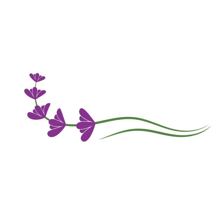 Logo Lavender clipart free