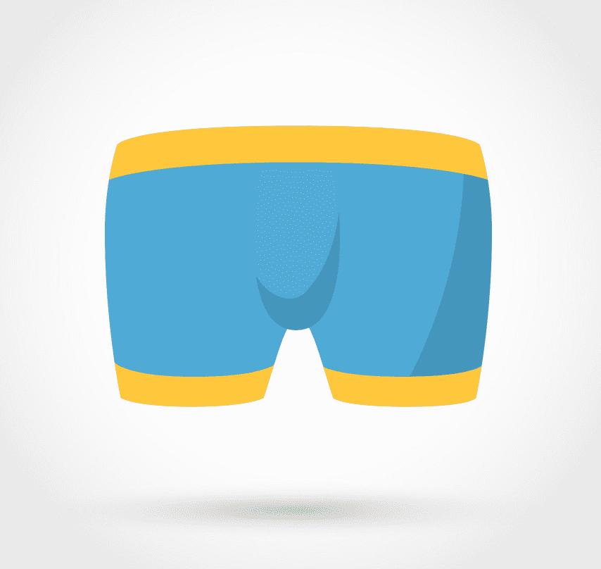 Men Underwear clipart free