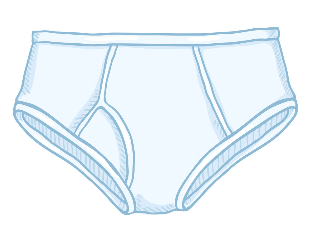 Men Underwear clipart