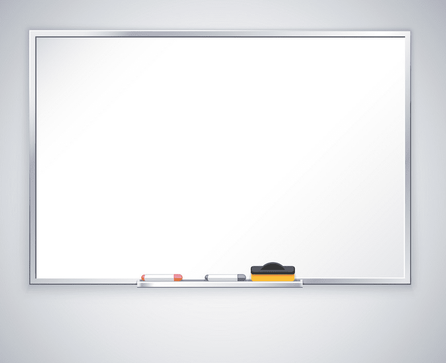 Office Whiteboard clipart