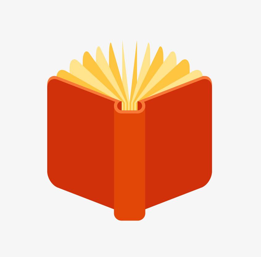 Open Book clipart 5