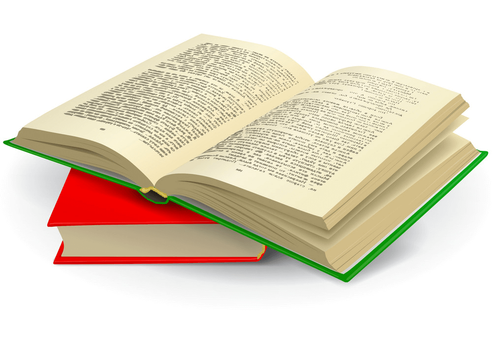 Open Book clipart png