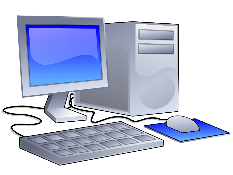 Personal Computer clipart