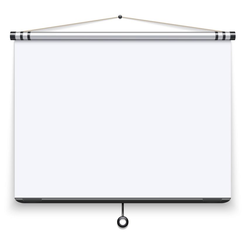 Presentation Whiteboard clipart png