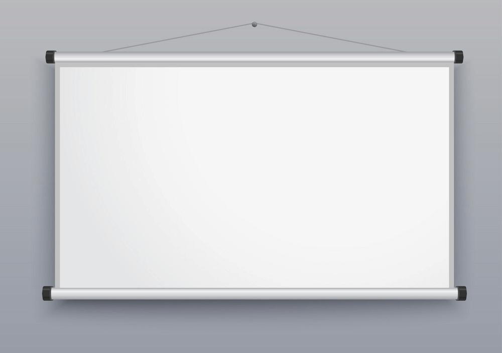 Presentation Whiteboard clipart