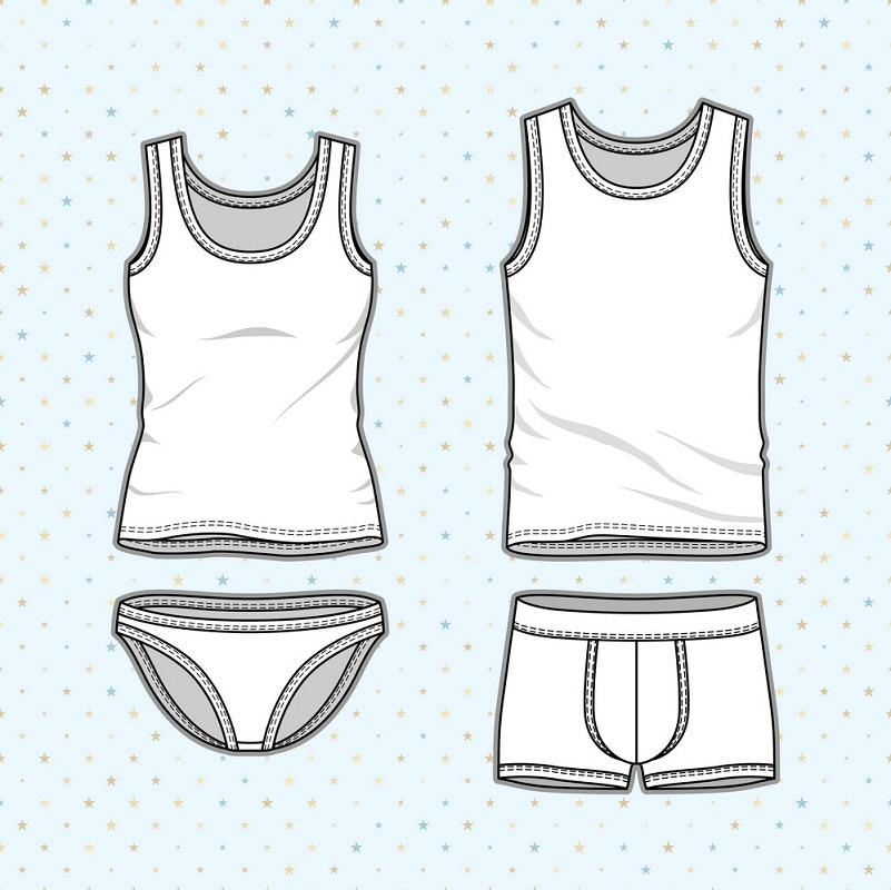 Underwear Clipart