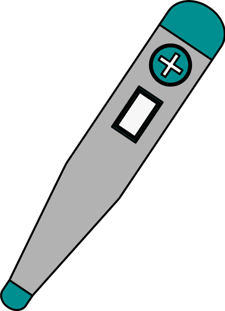 Thermometer clipart 2