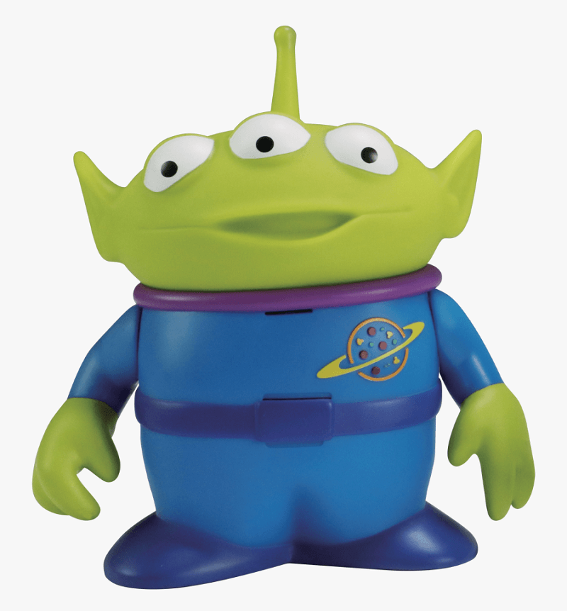 Toy Story Alien clipart 1