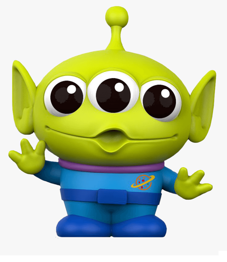 Toy Story Alien clipart 2