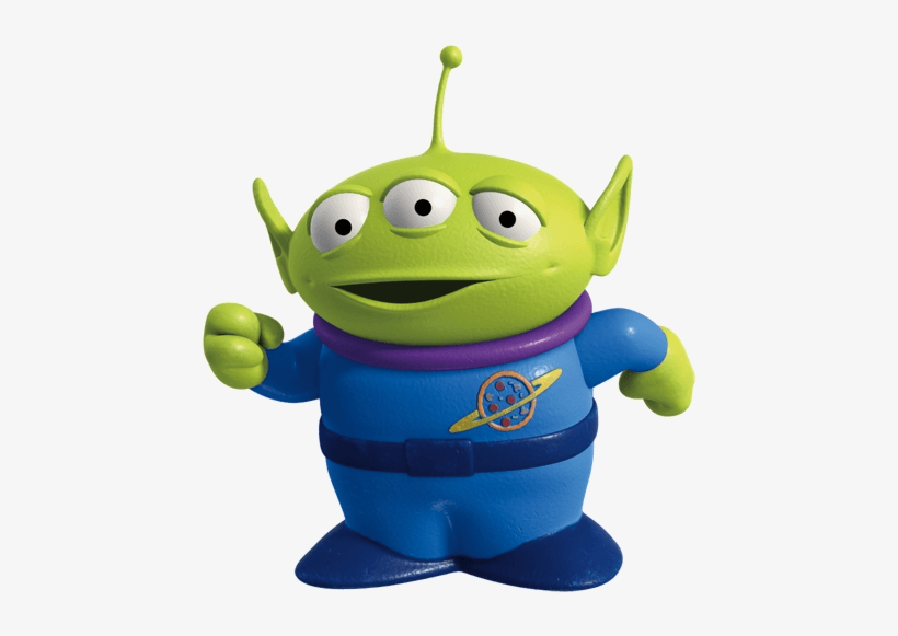 Toy Story Alien clipart free