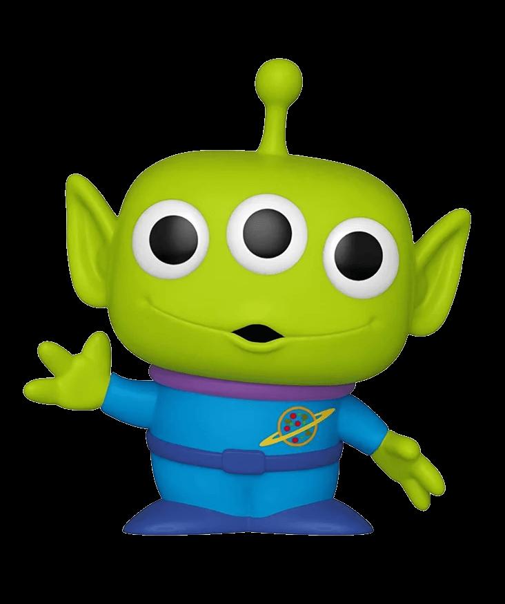 Toy Story Alien clipart transparent 2