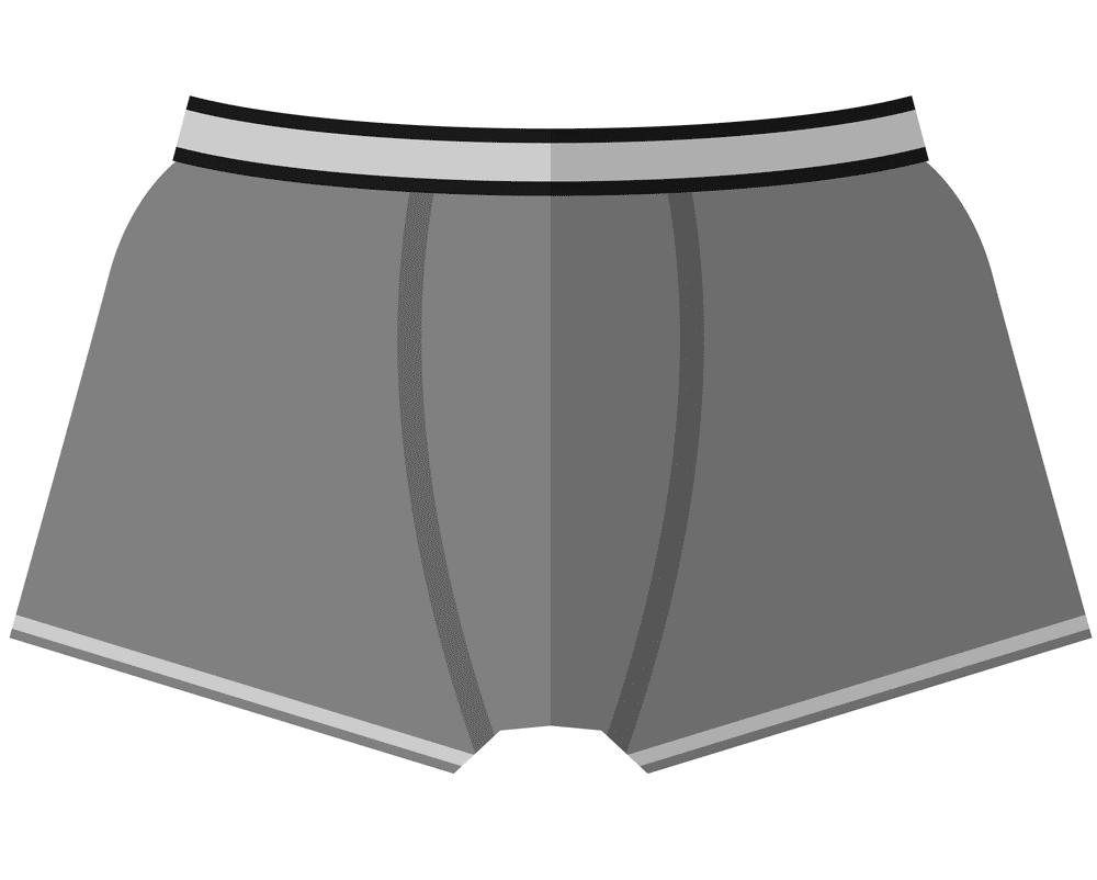 Underwear clipart 2