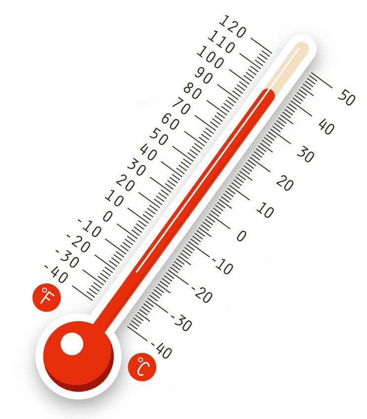 Weather Thermometer clipart free