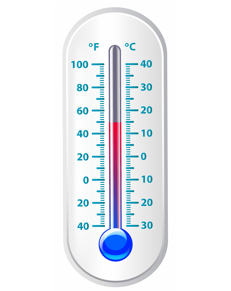 Weather Thermometer clipart png