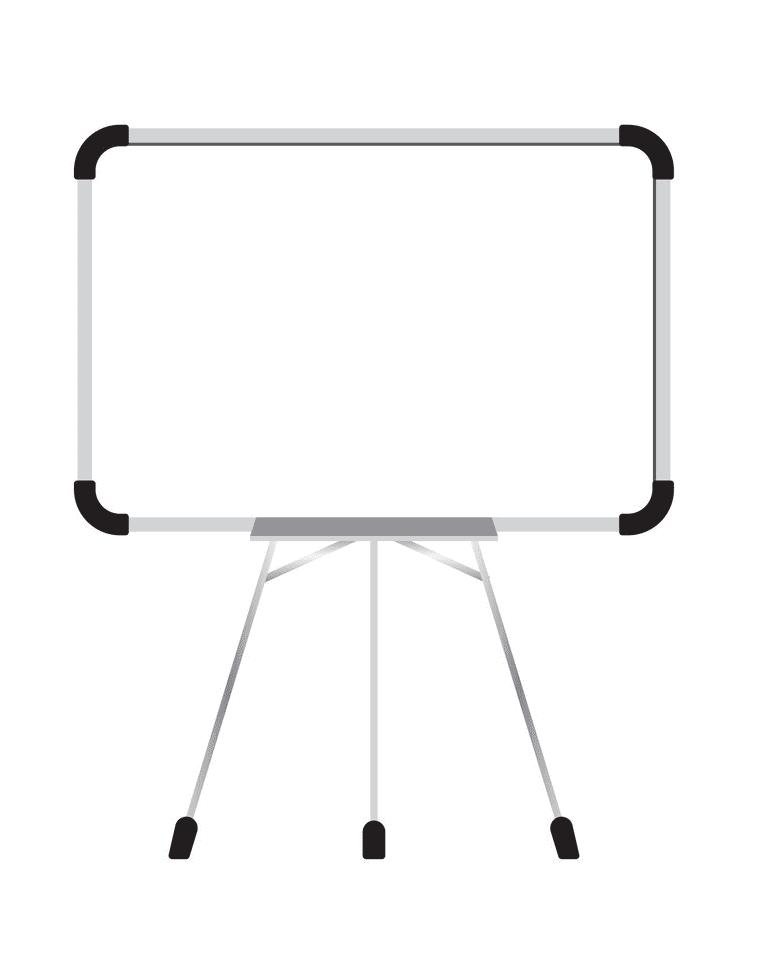 Whiteboard clipart 1