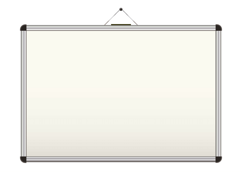 Whiteboard clipart 2