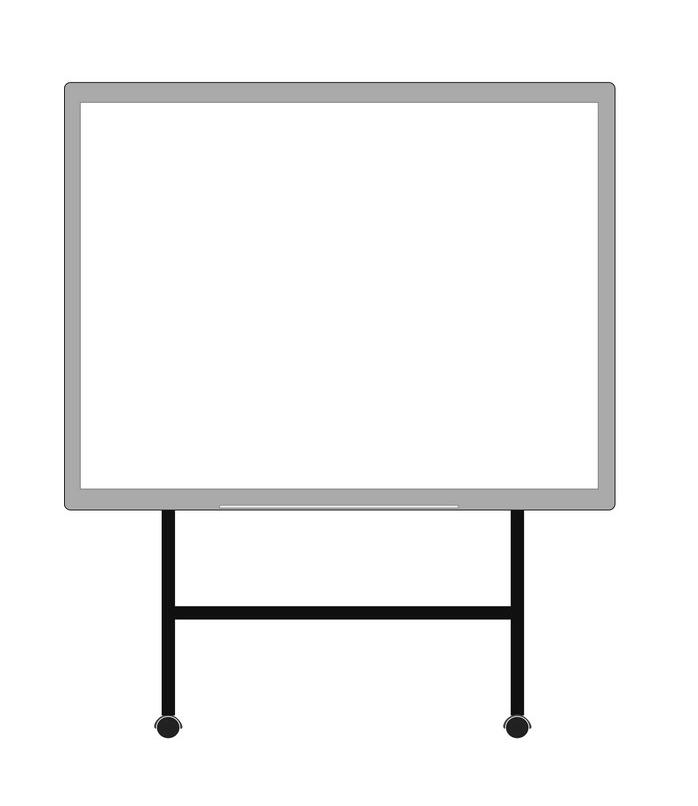 Whiteboard clipart 3