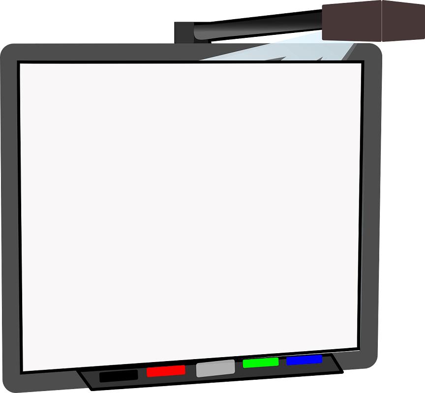 Whiteboard clipart 7