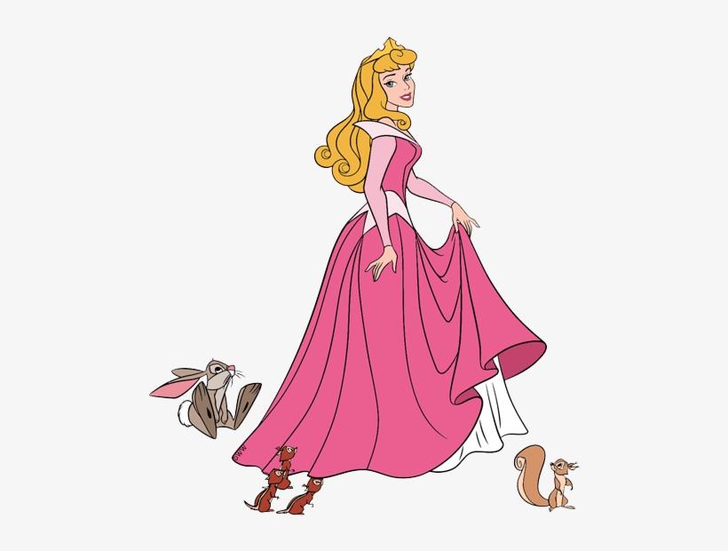 Aurora Disney Princess clipart 2