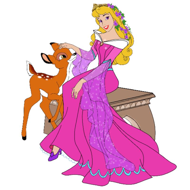 Aurora Disney Princess clipart 5