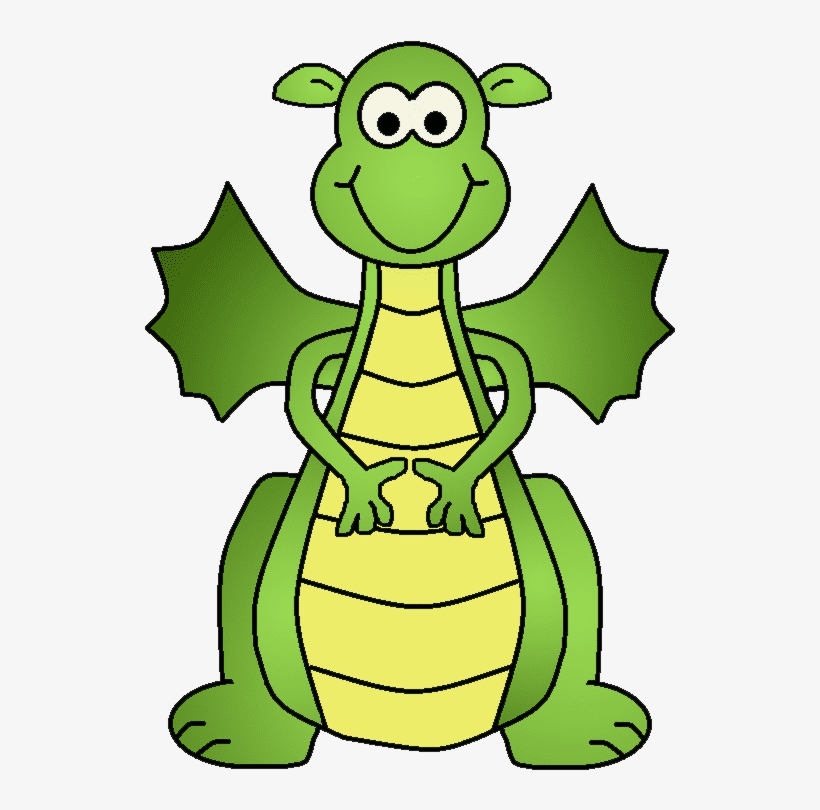 Baby Dragon clipart png image