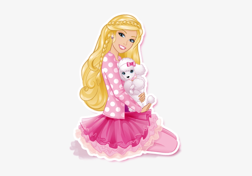 Barbie clipart 1