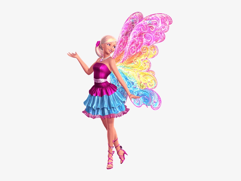 Barbie png clipart free