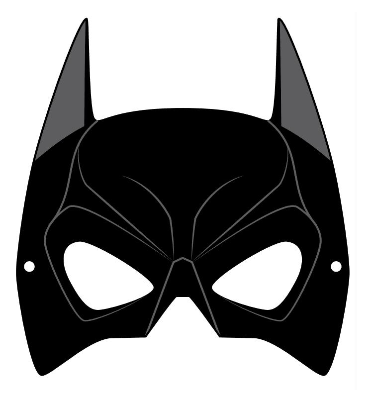 Batman Mask clipart 2