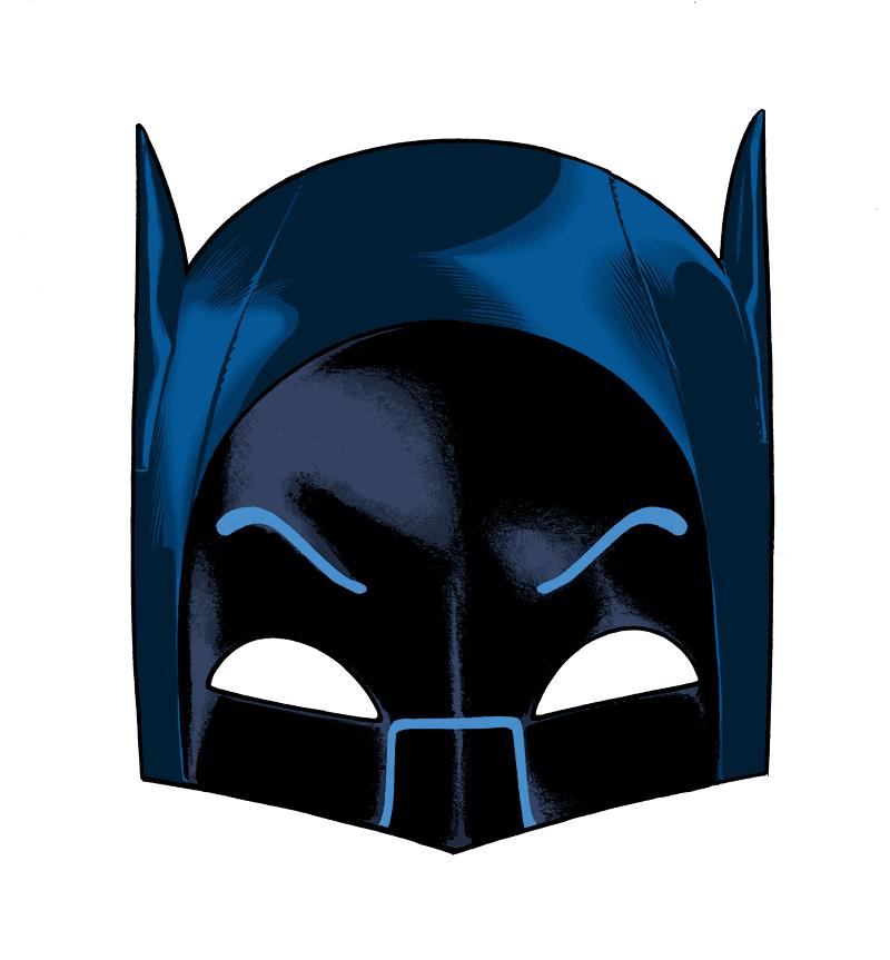 Batman Mask clipart 3