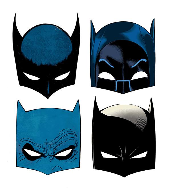 Batman Mask clipart 4