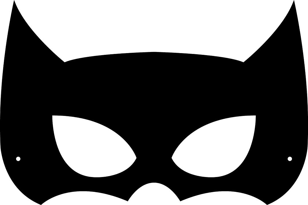 Batman Mask clipart png
